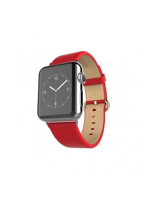 bracelet apple watch orange. Black Bedroom Furniture Sets. Home Design Ideas