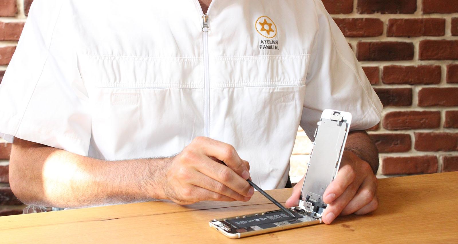 Réparation iPhone à Metz. Remplacement Vitre Écran iPhone
